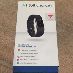 Fitbit Charge 2 // black